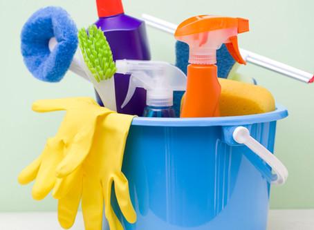 Disinfecting Procedure