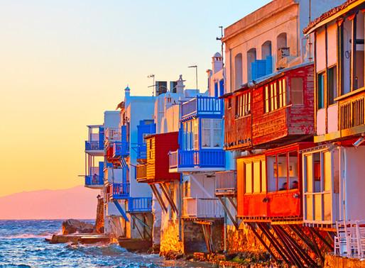 Little Venice Mykonos | World's Most Romantic Spot