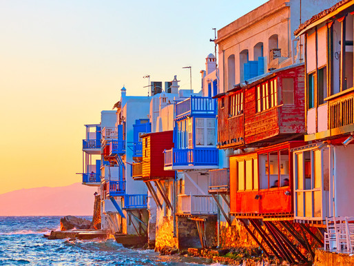 Little Venice Mykonos | World's Most Romantic Spot