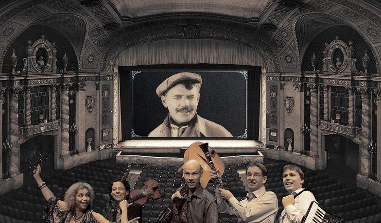 Benja Krik, een sprankelend filmtheaterconcert