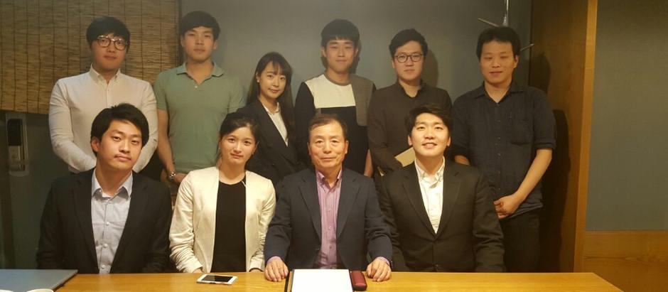 제 5차 멘토간담회 - 홍현종 KBCSD 사무총장님