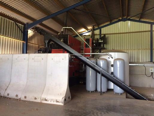 Biomass...smarter than LPG?