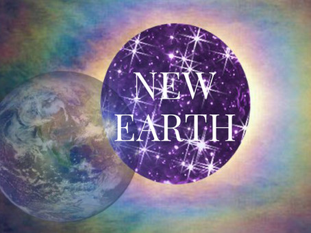 Welcome to New Earth