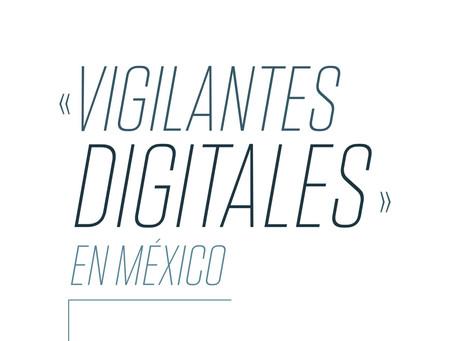 """""""Vigilantes digitales"""" en México"""