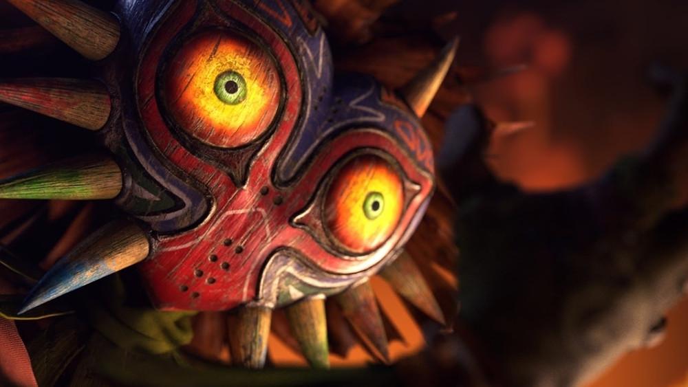 Majora's Mask –Terrible Fate © EmberLab