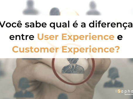 User Experience x Customer Experience.