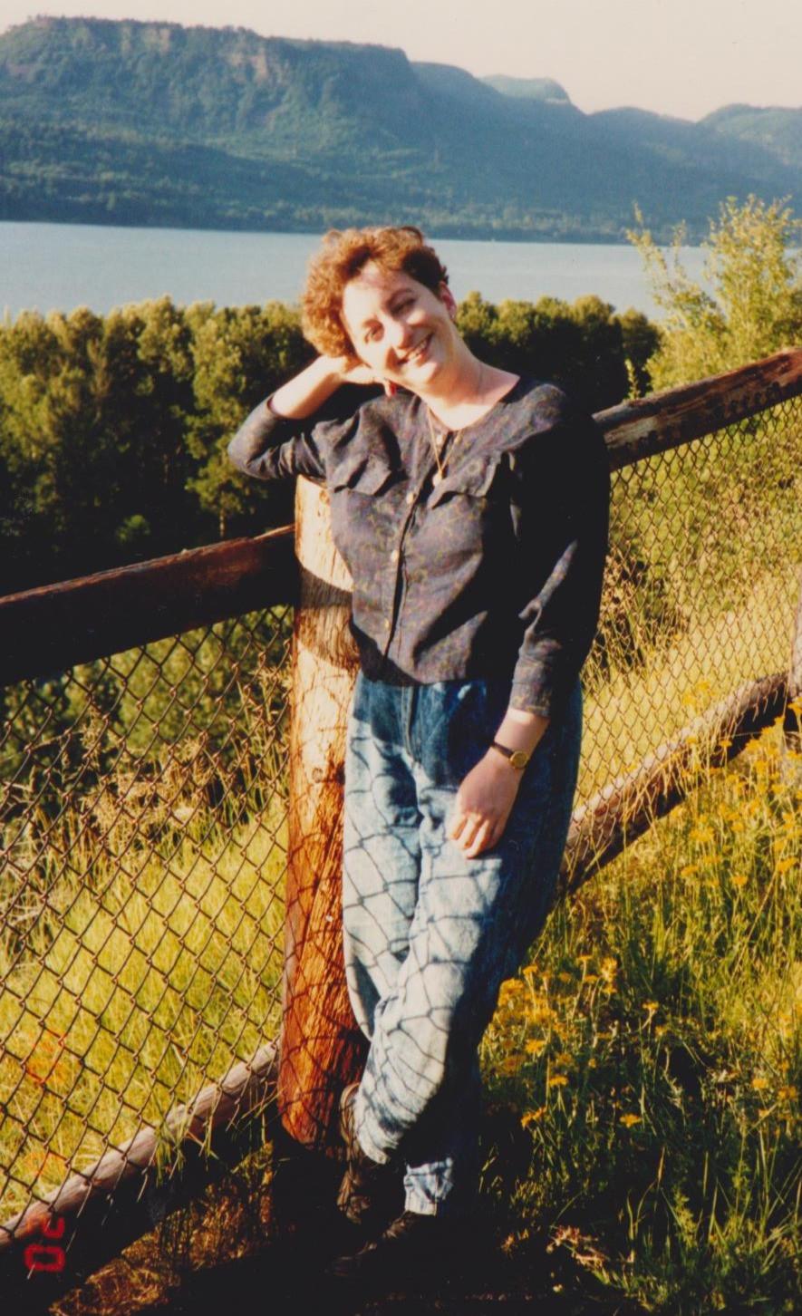 Marie Gettel-Gilmartin at 26