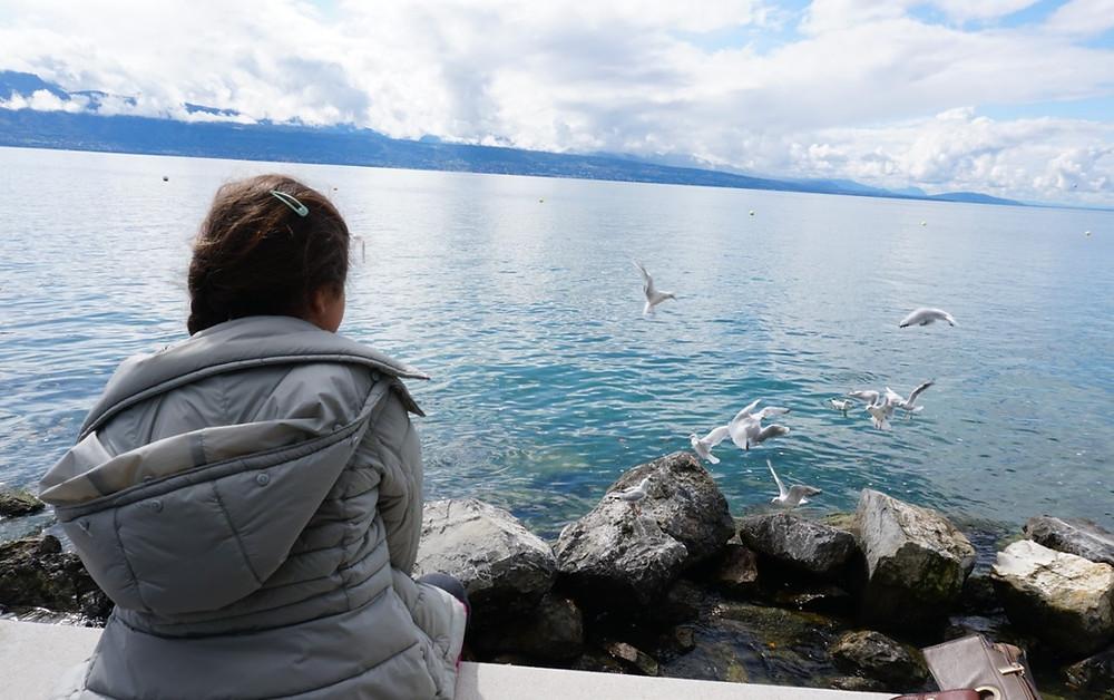 אגם ג'נבה, ימת למאן שווייץ