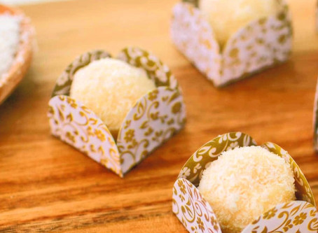 Coconut Sweets - or Beijinho Recipe