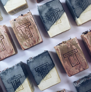 Father's Day gifts | Zero waste design | organic | chemical free | Terra Tory Soap | Design w Care