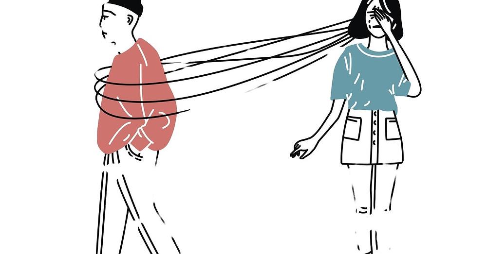 Избавление от эмоциональной зависимости - психотерапия