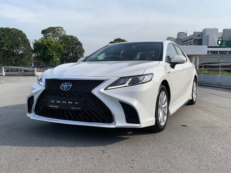 Is the Toyota Camry Hybrid All It's Cracked Up To Be?