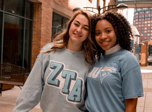 Zeta Tau Alpha Joins Greek Organizations on Campus