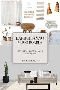 Mood Boards Interior Inspiration Barbulianno Design
