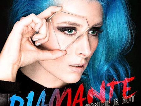 "Diamante is ""Coming In Hot"" With This Debut Album."