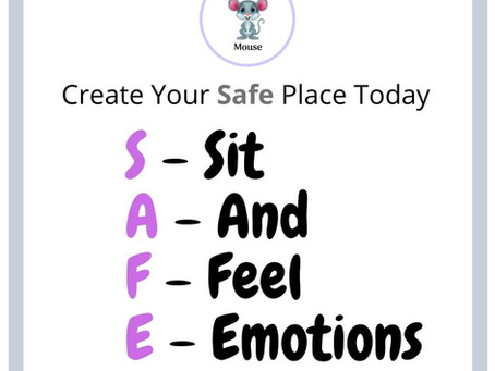 Creating a SAFE Place For Children