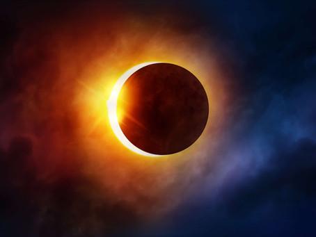 Juicio del Eclipse Solar sobre la Araucanía en el Año Infausto de 2020.