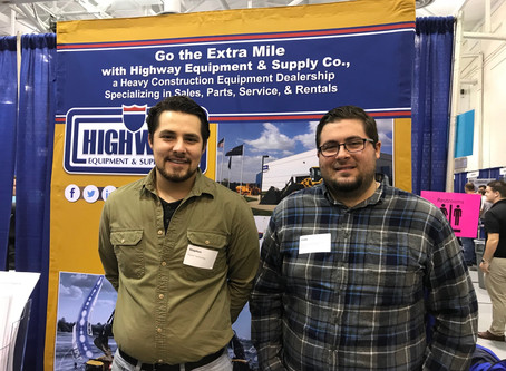 Highway Attracts Talent at Penn College Career Fair