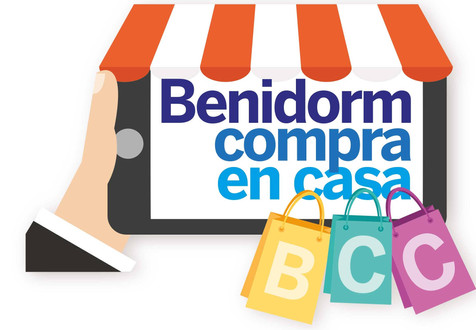 'Benidorm compra en casa'