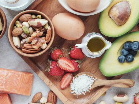 HOW SHOULD I EAT?  THE IMPORTANCE OF MEAL COMPOSITION