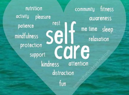 The Power of Self-Care: How to Care for Self and Others Authentically