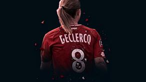 Léa Declercq, joueuse du mois de décembre !