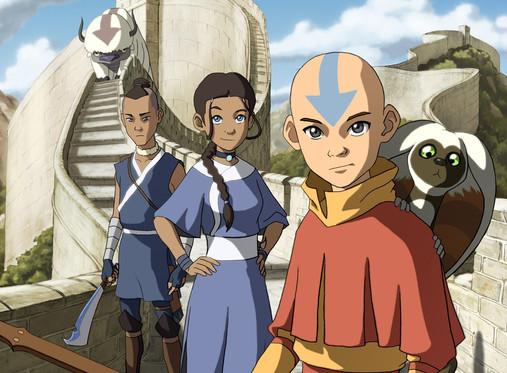 Dizi Önerisi - Avatar: The Last Airbender