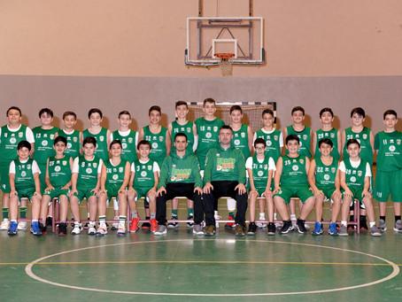 Under 14M : ottimo esordio a Ghilarza