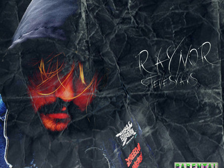 "Steve ""Let's Go Guy"" Sxaks - 'Raynor' LP"