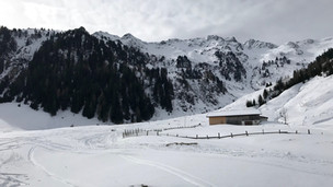Gamskopf, Alpbachtal - 2.659 m
