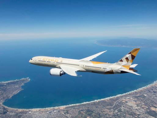 Etihad Airways Announces Operational Update and Restart Plans