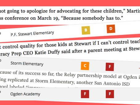 """""""Innovative"""" Charter Partnerships Are A Disaster For Students."""