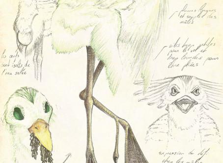 Fauna Encyclopedia : South of Kehvir and Gisswana - Palmigrades