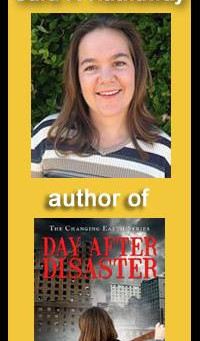 Day After Disaster, Virtual Book Tour