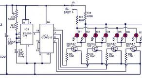 L42, Automobile Turn Signal Circuit