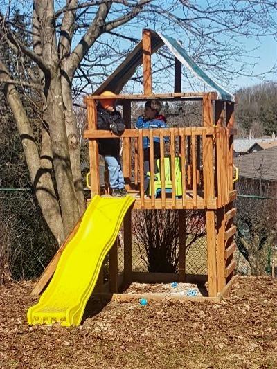 Playground slide project
