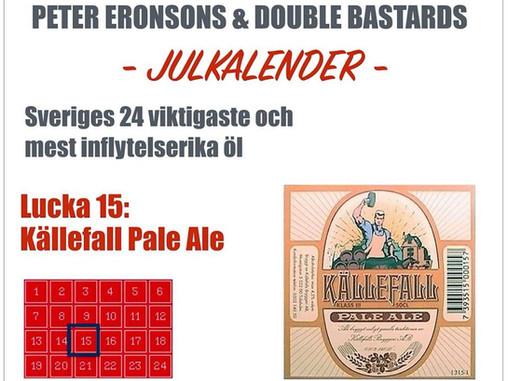 Peter Eronsons & Double Bastards julkalender - Lucka 15-17