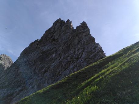 Höllhorn Südgrat (4+)