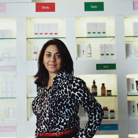 Behind the Brand: Margo Marrone's The Organic Pharmacy