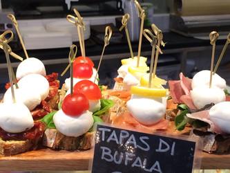Itália:  Mercado Central de Firenze