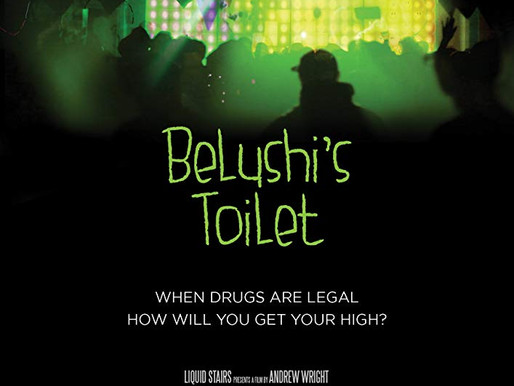 Belushi's Toilet indie film review