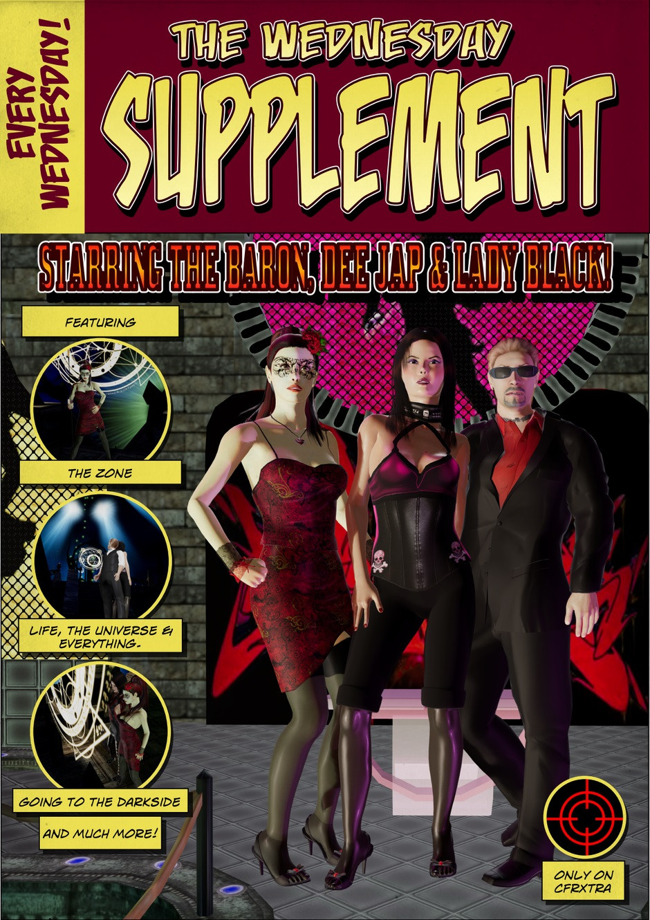 The Wednesday Supplement promo pic
