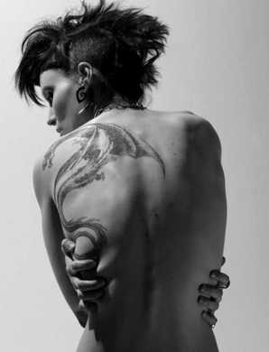 Rooney Mara Naked