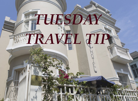 Travel tip for Tuesday January 14