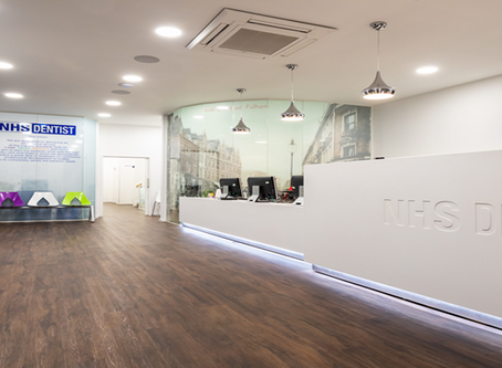 Our NHS Dentist practice in London
