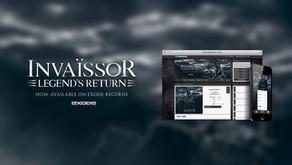 EX030 - Invaissor - Legend's Return [OUT NOW]
