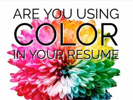 3 Things You Can Do Today That Will Make Your Resume Stand Out!