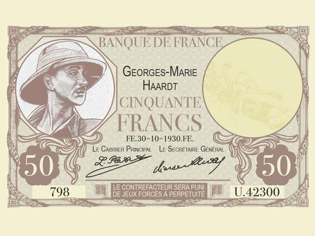 Georges-Marie Haardt's Biography