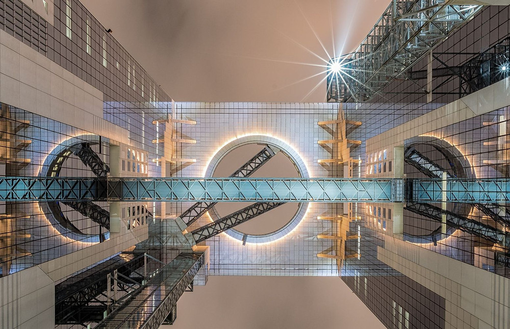 """City Gate""  Fotoğrafçı: Mono Wang"