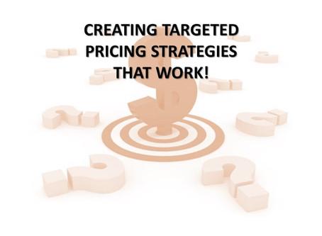 Pareto Pricing & True Profitability